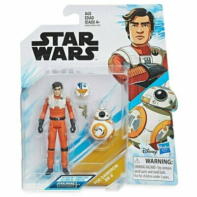 Star Wars - Resistance 3.75 - Poe Dameron & BB-8