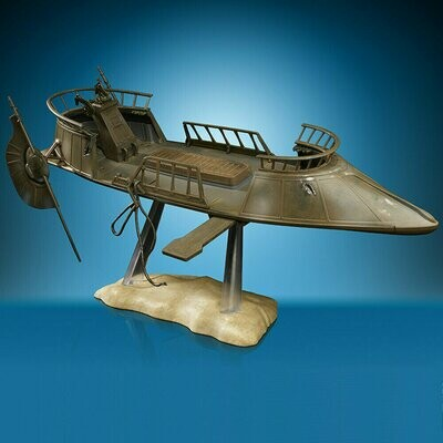 Star Wars - The Vintage Collection - Jabba's Tatooine Skiff Collectible Vehicle