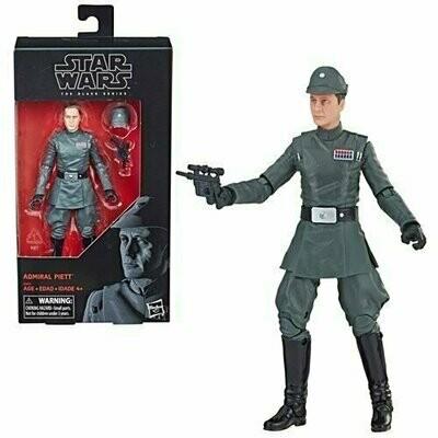 Star Wars - The Black Series 6'' RED - Admiral Piett