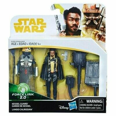 Star Wars - Solo - Lando Calrissian and Kessel Guard (2-Packs)