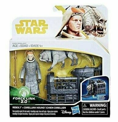 Star Wars - Solo - Rebolt & Corellian Hound (2-Packs)
