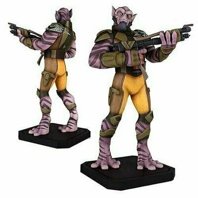 Star Wars - Gentle Giant - Maquette - Rebels - Zeb