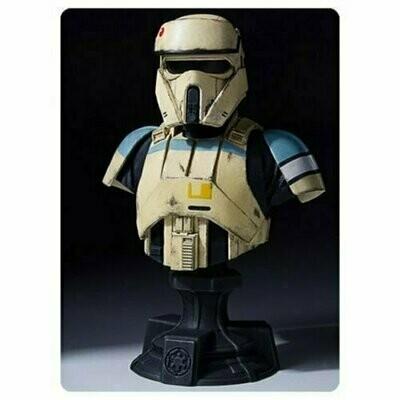 Star Wars - Gentle Giant - Scarif Shoretrooper Classic Mini-Bust