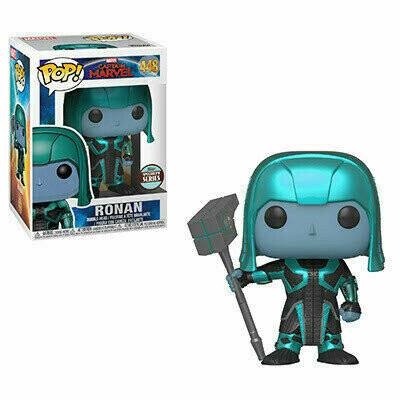 Pop ! Marvel 448 - Captain Marvel - Ronan (Specialty Series)