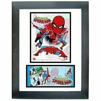 Marvel Event Cover - Framed - Spider-Man
