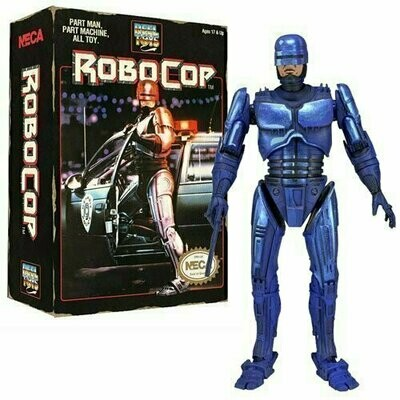 Neca - Robocop - Classic Video Game Appearance 7
