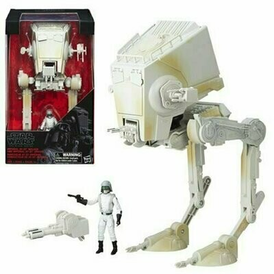 Star Wars - The Black Series 3.75 - AT-ST Vehicle with Driver