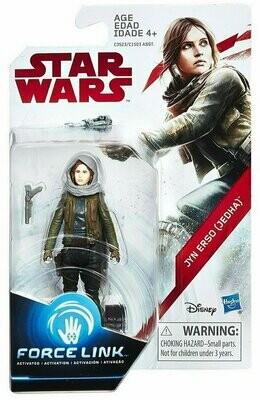 Star Wars - The Last Jedi 3.75 - Jyn Erso