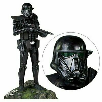 Star Wars - Gentle Giant - Rogue One Death Trooper Specialist Collector's Gallery Statue