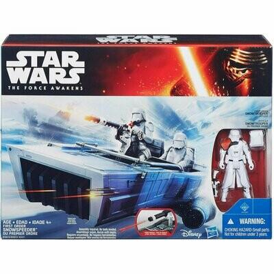Star Wars - The Force Awakens - First Order Snowspeeder