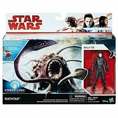 Star Wars - The Last Jedi - 3.75 Creatures - Rathtar & Bala-Tik