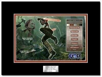 Star Wars - Character Key - 2009 - Limited Edition 0500 - Maris Brood (Star Wars Shop)