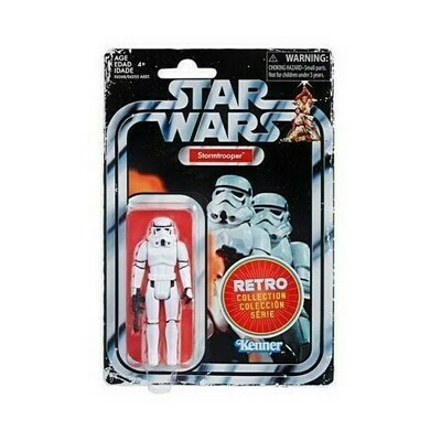 PREORDER 2020-06 Star Wars - Retro Collection - Stormtrooper