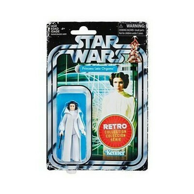 PREORDER 2020-06 Star Wars - Retro Collection - Princess Leia Organa