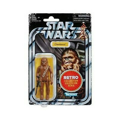 PREORDER 2020-06 Star Wars - Retro Collection - Chewbacca