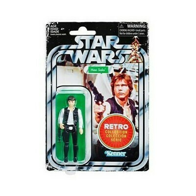 PREORDER 2020-06 Star Wars - Retro Collection - Han Solo