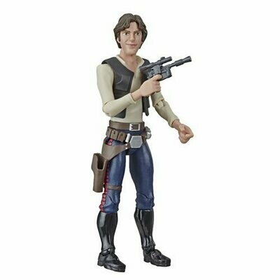 Star Wars - Galaxy Of Adventures 5-Inch - Han Solo