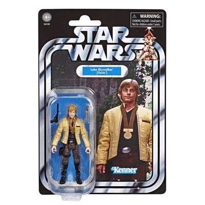 Star Wars - Vintage Collection - VC151 Luke Skywalker (Yavin)
