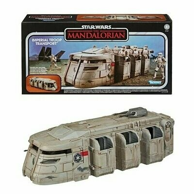 PREORDER 2020-06 Star Wars - Vintage Collection - The Mandalorian Imperial Troop Transport Vehicle