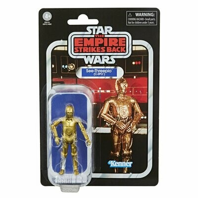 PREORDER 2020-06 Star Wars - Vintage Collection - VC006 See-Threepio (C-3PO)