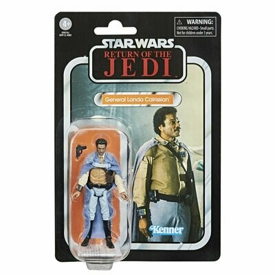 PREORDER 2020-06 Star Wars - Vintage Collection - VC047 General Lando Calrissian
