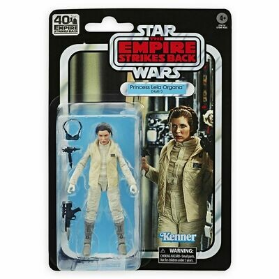 PREORDER 2020-06 Star Wars - 40th Anniversary 6-Inch Figure - Princess Leia