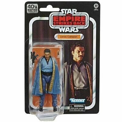 PREORDER 2020-09 Star Wars - 40th Anniversary 6-Inch Figure - Lando Calrisian