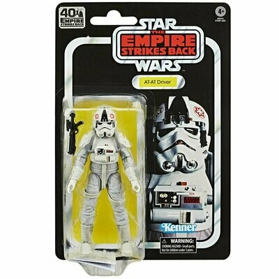 PREORDER 2020-06 Star Wars - 40th Anniversary 6-Inch Figure - At-At Driver