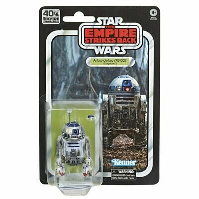 PREORDER 2020-09 Star Wars - 40th Anniversary 6-Inch Figure - R2-D2