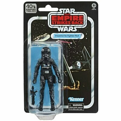PREORDER 2020-09 Star Wars - 40th Anniversary 6-Inch Figure - Imperial Tie Fighter Pilot