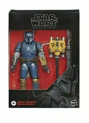 PREORDER 2020-08 Star Wars - The Black Series 6'' - Heavy Infantry Mandalorian