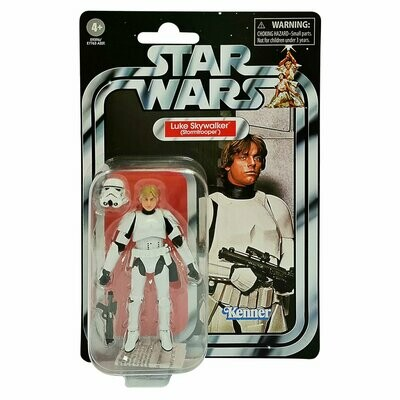 PREORDER 2020-09 Star Wars - Vintage Collection - VC169 Luke Skywalker (Stormtrooper)