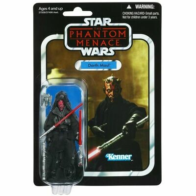 PREORDER 2020-09 Star Wars - Vintage Collection - VC086 Darth Maul