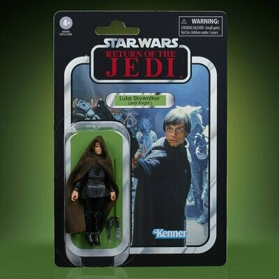 PREORDER 2020-10 Star Wars - Vintage Collection - VC175  Luke Skywalker (Jedi Knight)
