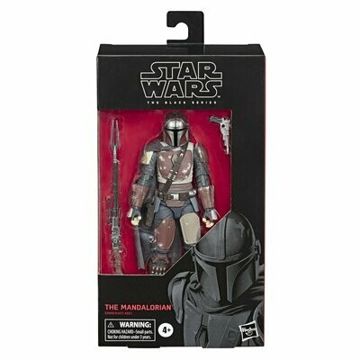 PREORDER 2020-08 Star Wars - The Black Series 6'' #94 - The Mandalorian