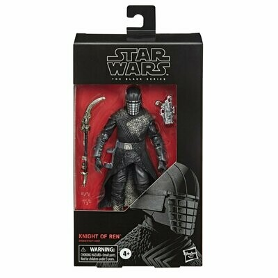 PREORDER 2020-06 Star Wars - The Black Series 6'' #105 - Knight of Ren