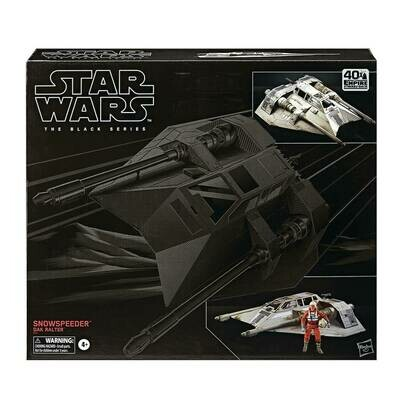 PREORDER 2020-07 Star Wars - Vintage Collection - 40th Anniversary 6-Inch Scale Snowspeeder Deluxe Vehicle