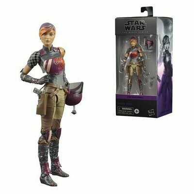 PREORDER 2020-10 Star Wars - The Black Series 6-Inch - Sabine Wren