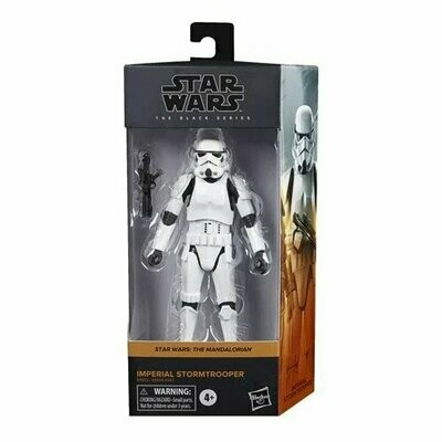 PREORDER 2020-08 Star Wars - The Black Series 6-Inch - Imperial Stormtrooper (Mandalorian)