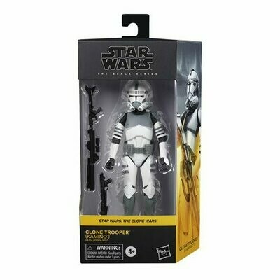 PREORDER 2020-10 Star Wars - The Black Series 6-Inch - Clone Trooper (Kamino)