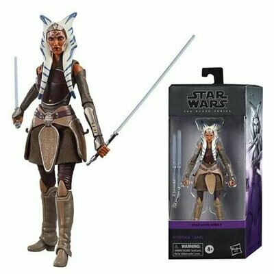 PREORDER 2020-10 Star Wars - The Black Series 6-Inch - Ahsoka Tano