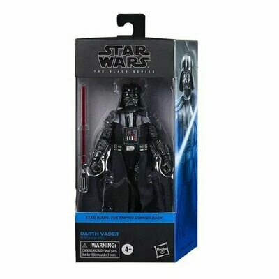 PREORDER 2020-08 Star Wars - The Black Series 6-Inch - Darth Vader