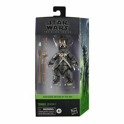 PREORDER 2020-08 Star Wars - The Black Series 6-Inch - Teebo