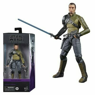 PREORDER 2020-08 Star Wars - The Black Series 6-Inch - Kanan Jarrus