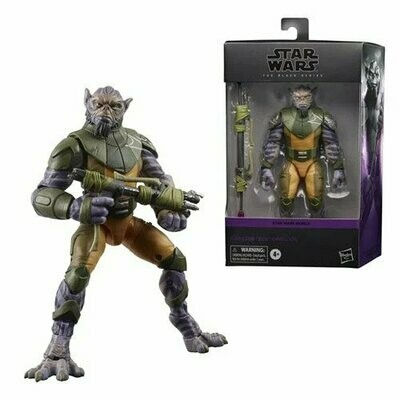 PREORDER 2020-10 Star Wars - The Black Series 6-Inch - Zeb Orrelios