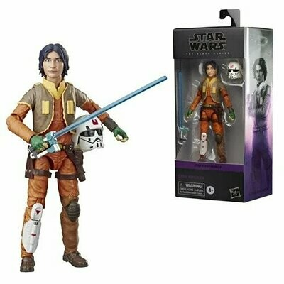 PREORDER 2020-10 Star Wars - The Black Series 6-Inch - Ezra Bridger