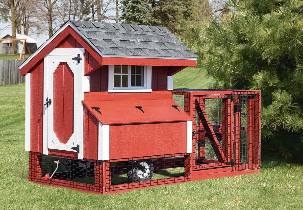IHS Quaker 4x4 Tractor Coop