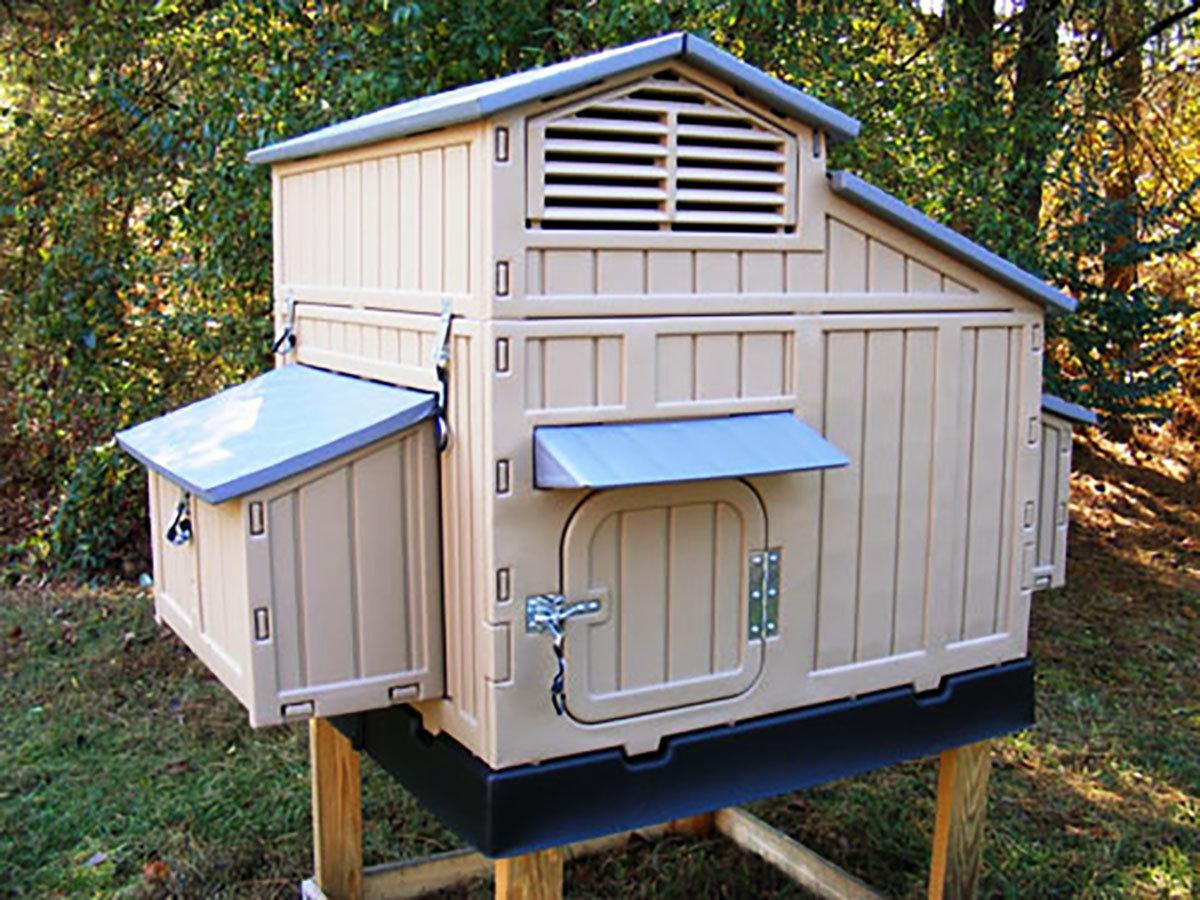 Snap Lock Large Chicken Coop Kit