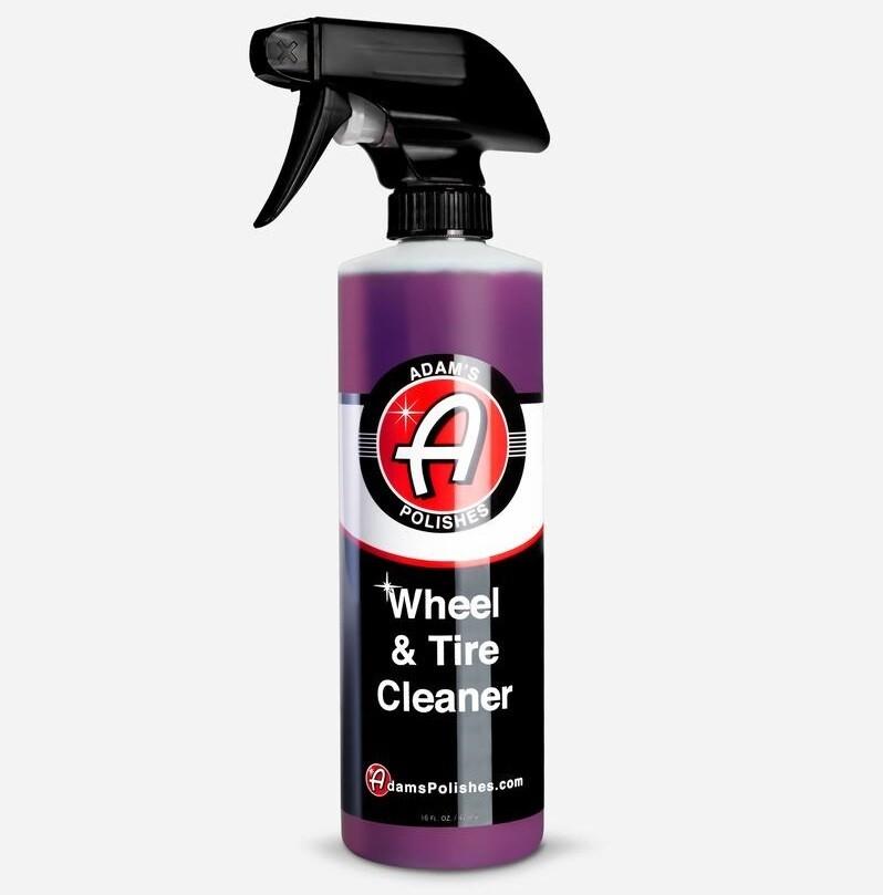 ОЧИСТИТЕЛЬ ШИН И ДИСКОВ, 473мл / Adam's Wheel & Tire Cleaner