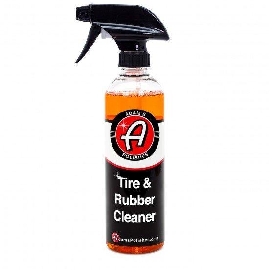ОЧИСТИТЕЛЬ ШИН И РЕЗИНОВЫХ ДЕТАЛЕЙ, 473мл / Adam's Tire & Rubber Cleaner 16oz